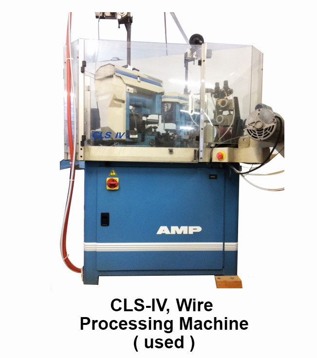 Buy Used Wire Processing & Stripping Machines / TA Wire and Harness